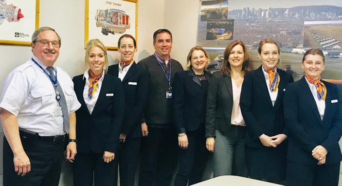 JMJ Aéronautique obtient le contrat de personnels d'agents de bord assignés aux vols corporatifs de Pratt & Whitney Canada.
