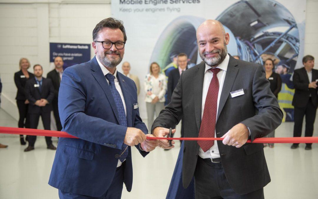 Lufhtansa Technik expands in Montreal