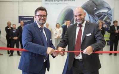Lufhtansa Technik expands in Montreal